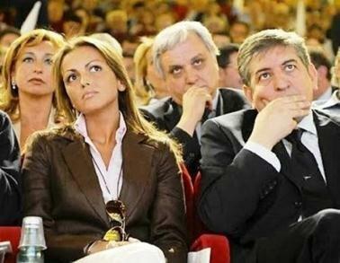 Свадьба Сильвио Берлускони и молодой модели. Фотографии