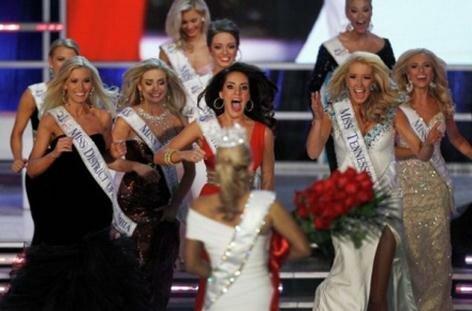 Титул «Мисс Америка-2013» получила 23-летняя жительница Нью-Йорка