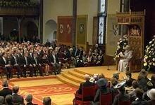Королева Нидерландов отреклась от престола в пользу сына