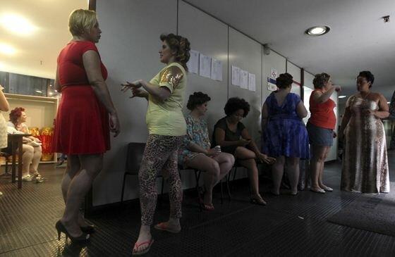 Plus Size Fashion Weekend. Толстушки на подиуме в Бразилии. Фотографии