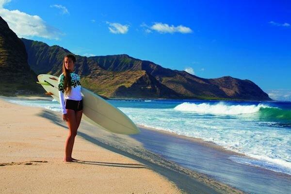 Купальники и пляжная одежда DVF loves Roxy. Фотографии