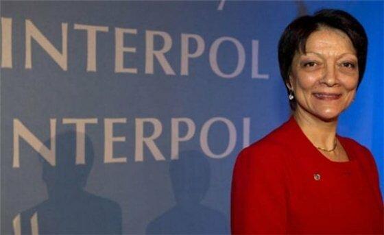 Женщина стала президентом Интерпола. Фотографии Мирей Баллестрази