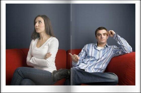 Женщины счастливы, когда мужчины несчастны