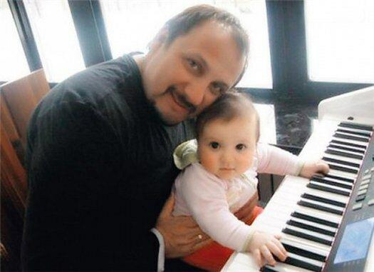 У Стаса Михайлова родилась дочь. Фотографии