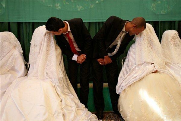 Свадебные фотографии со всего мира