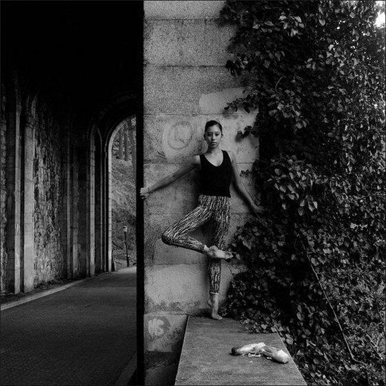 Балерины Нью-Йорка
