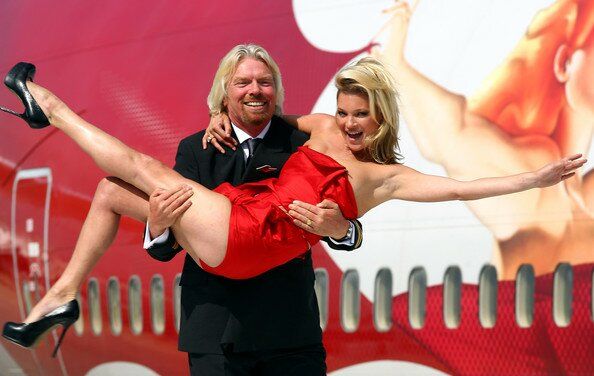 Virgin Atlantic Celebrates 25th Birthday